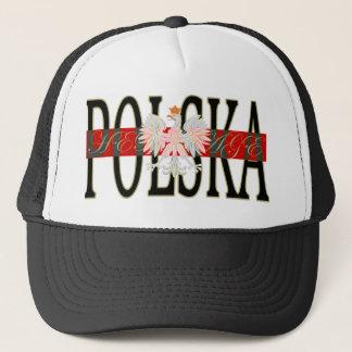 ポルスカの伝統の帽子 キャップ