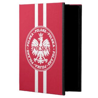 ポルスカはワシの記号を戴冠させました POWIS iPad AIR 2 ケース