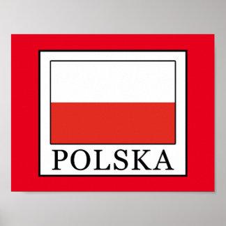 ポルスカ ポスター