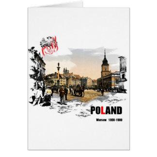 ポルスカ-ワルシャワ1980-1900年 カード