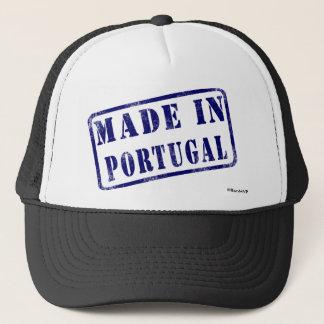 ポルトガルで作られる キャップ