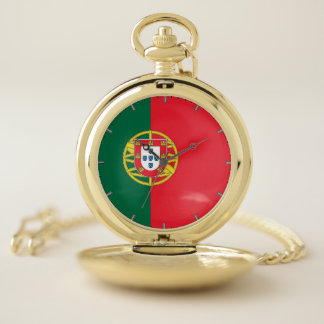 ポルトガルのが付いている愛国心が強い壊中時計 ポケットウォッチ
