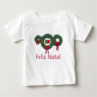 ポルトガルのクリスマス2 ベビーTシャツ