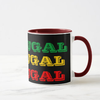 ポルトガルのコーヒー茶マグCaneca deポルトガル マグカップ