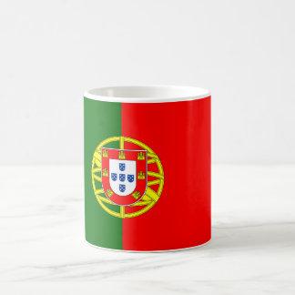 ポルトガルのコーヒー・マグの旗 コーヒーマグカップ