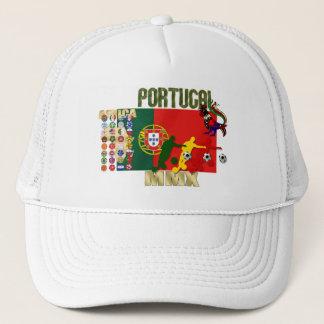 ポルトガルのサッカー キャップ