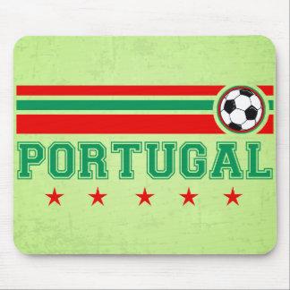 ポルトガルのサッカー マウスパッド