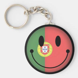 ポルトガルのスマイリー キーホルダー