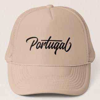 ポルトガルのタイポグラフィの国名 キャップ