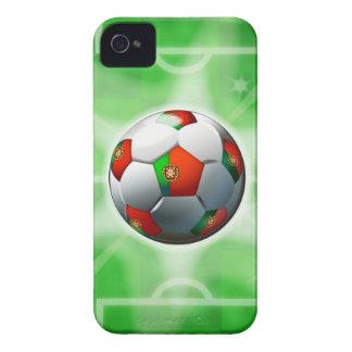 ポルトガルのフットボール/サッカーのiphone 4ケース Case-Mate iPhone 4 ケース