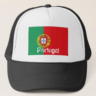 ポルトガルのポルトガルの旗のトラック運転手の網の記念品の帽子 キャップ