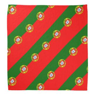 ポルトガルのポルトガルの旗のバンダナ|色 バンダナ