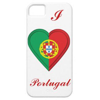 ポルトガルのポルトガル人の旗 iPhone SE/5/5s ケース