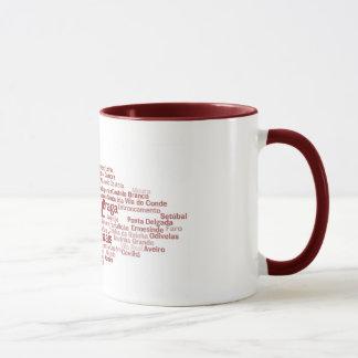 ポルトガルのマグ マグカップ