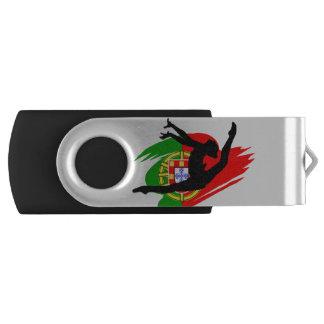 ポルトガルのリズミカルな体育専門家 USBフラッシュドライブ