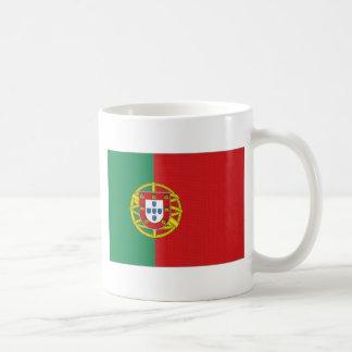 ポルトガルの国旗 コーヒーマグカップ