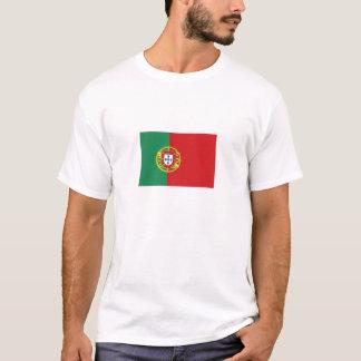 ポルトガルの国旗 Tシャツ