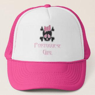 ポルトガルの女の子のトラック運転手の帽子 キャップ