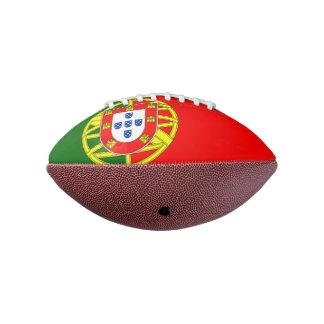ポルトガルの小型フットボールの旗 アメリカンフットボール