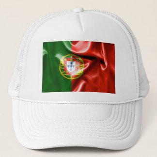 ポルトガルの旗のトラック運転手の帽子 キャップ