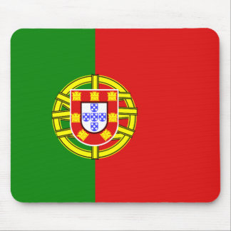 ポルトガルの旗のマウスパッド マウスパッド