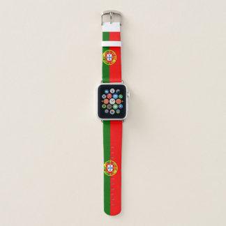ポルトガルの旗のAppleの時計バンド Apple Watchバンド