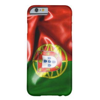 ポルトガルの旗のiPhone 6/6sの場合 Barely There iPhone 6 ケース