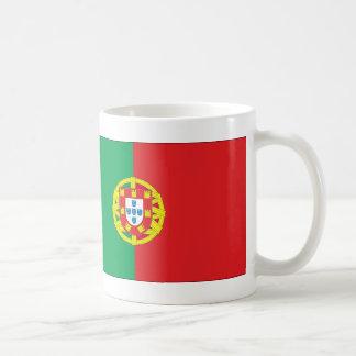 ポルトガルの旗 コーヒーマグカップ