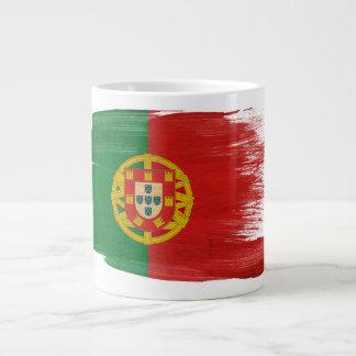 ポルトガルの旗 ジャンボコーヒーマグカップ