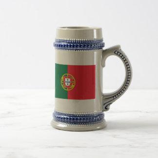 ポルトガルの旗 ビールジョッキ