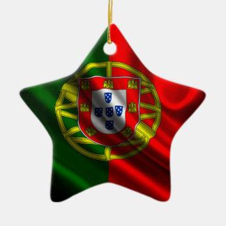 ポルトガルの旗、ポルトガルの旗 セラミックオーナメント