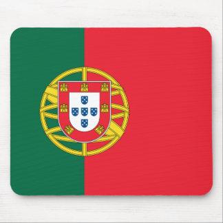 ポルトガルの旗 マウスパッド