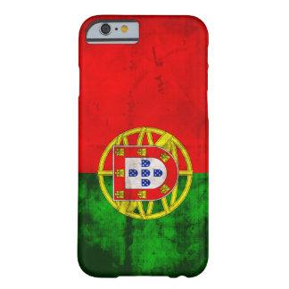 ポルトガルの旗 BARELY THERE iPhone 6 ケース