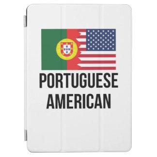ポルトガルの米国旗 iPad AIR カバー