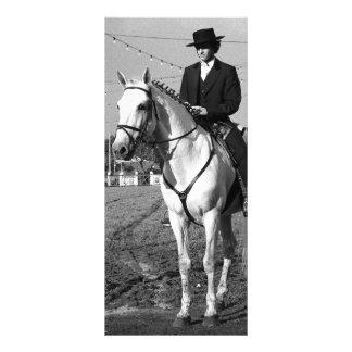 ポルトガルの馬のライダー ラックカード