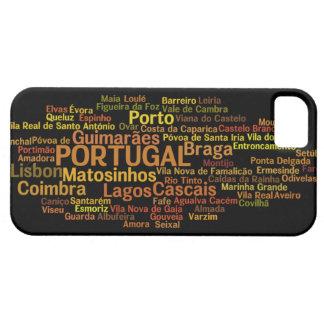 ポルトガルのiPhone 5の場合 iPhone SE/5/5s ケース