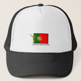 ポルトガルリスボンの代表団LDS CTR キャップ