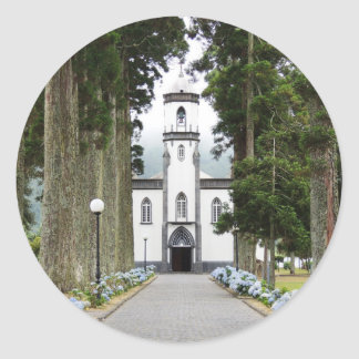 ポルトガル教会 ラウンドシール