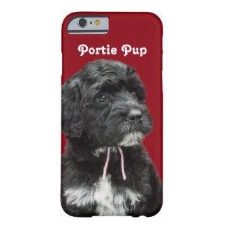 ポルトガル水犬の休日の電話箱 BARELY THERE iPhone 6 ケース