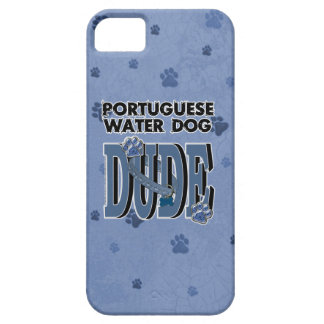 ポルトガル水犬の男 iPhone SE/5/5s ケース