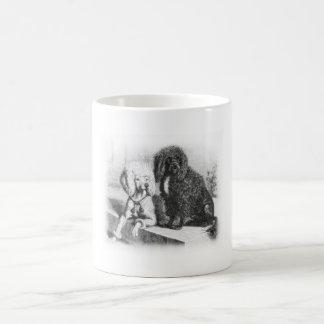 ポルトガル水犬 コーヒーマグカップ