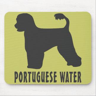 ポルトガル水犬 マウスパッド