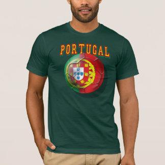 """""""ポルトガル""""のBolaのpor Portugueses Tシャツ"""