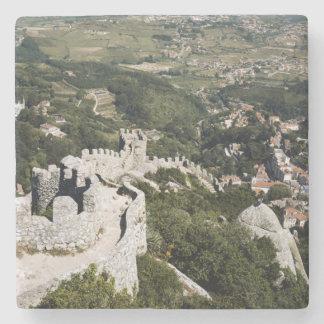 ポルトガル、リスボンの地域、Sintra、眺めからの ストーンコースター