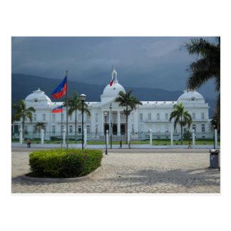 ポルトープランス、ハイチ ポストカード