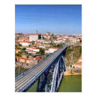ポルト、ポルトガル ポストカード