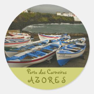ポルトdos Carneiros ラウンドシール