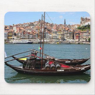 ポルトOffleyのボート、ポルトガル マウスパッド
