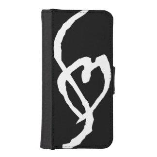 ポルノの印の電話ウォレットケース iPhoneSE/5/5sウォレットケース