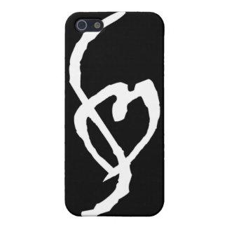 ポルノの印のiPhone 5sケース iPhone SE/5/5sケース